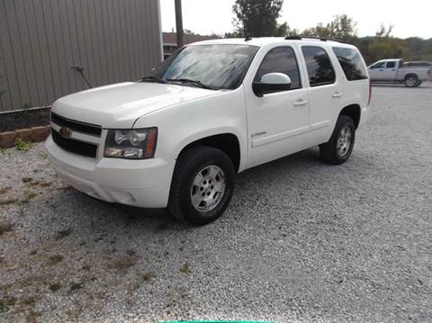 2007 Chevrolet Tahoe for sale in Canal Fulton, OH