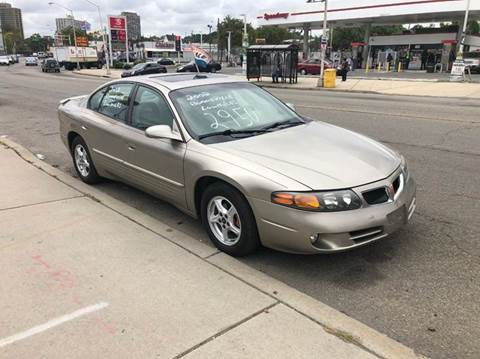 2002 Pontiac Bonneville for sale in Newark, NJ