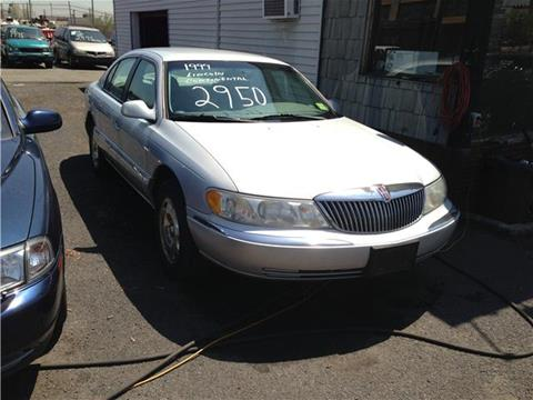 1999 Lincoln Continental for sale in Newark, NJ
