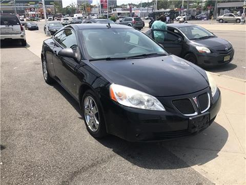 2008 Pontiac G6 for sale in Newark, NJ