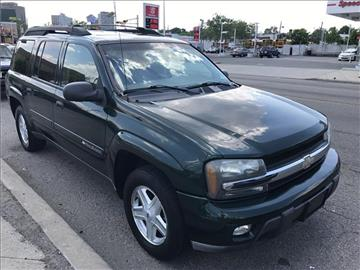 2003 Chevrolet TrailBlazer for sale in Newark, NJ