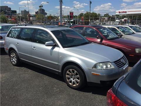 2001 Volkswagen Passat for sale in Newark, NJ