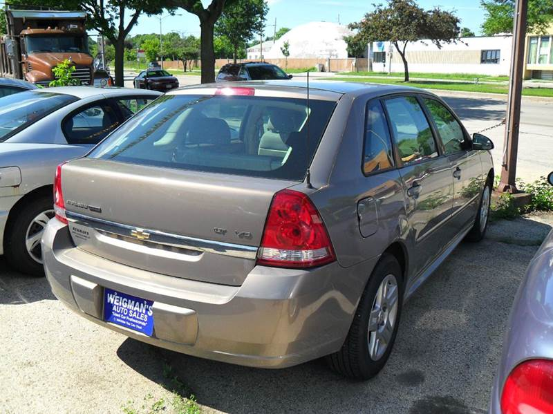 2007 chevrolet malibu maxx lt lt 4dr hatchback in. Black Bedroom Furniture Sets. Home Design Ideas