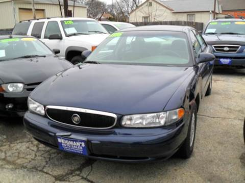 2002 Buick Century for sale in Milwaukee, WI