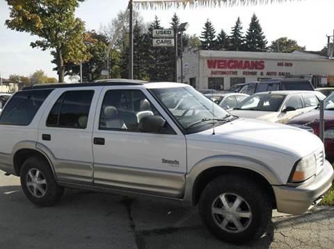 2001 Oldsmobile Bravada for sale in Milwaukee, WI