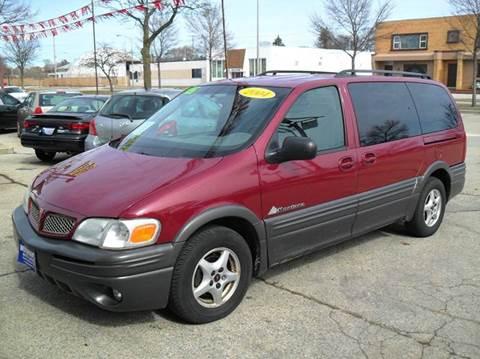 2004 Pontiac Montana for sale in Milwaukee, WI