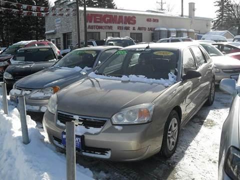 2007 Chevrolet Malibu Maxx for sale in Milwaukee, WI
