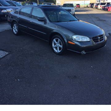 2000 Nissan Maxima for sale in Youngstown, OH
