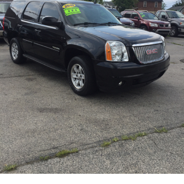 2010 GMC Yukon for sale in Youngstown, OH