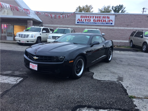 2011 Chevrolet Camaro for sale in Youngstown, OH