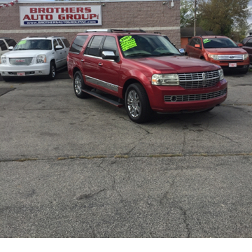 2007 Lincoln Navigator for sale in Youngstown, OH
