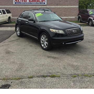 2006 Infiniti FX45 for sale in Youngstown, OH
