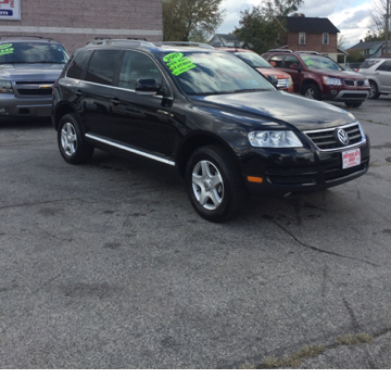 2007 Volkswagen Touareg for sale in Youngstown, OH