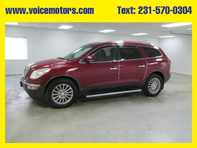 2010 buick enclave for sale for Voice motors kalkaska michigan