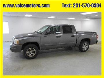 2005 dodge dakota for sale michigan for Voice motors kalkaska michigan