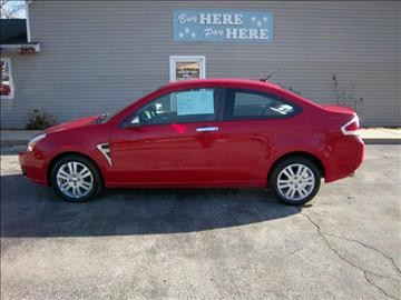 2008 Ford Focus for sale in Greenville, IL