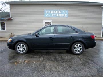 2006 Hyundai Sonata for sale in Greenville, IL