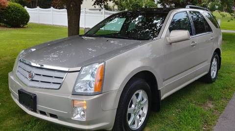 2007 Cadillac SRX for sale in Worcester MA