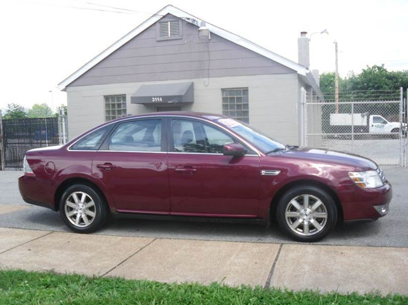 2008 ford taurus for sale in missouri. Black Bedroom Furniture Sets. Home Design Ideas