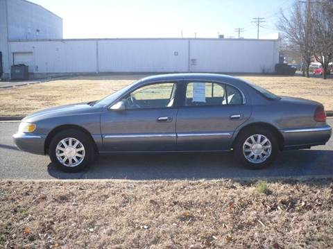 1999 Lincoln Continental for sale in Saint Louis, MO