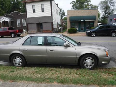 2001 Cadillac DeVille for sale in Saint Louis, MO