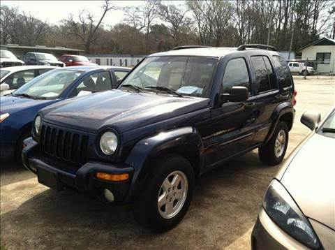 2002 Jeep Liberty for sale in Natchez, MS