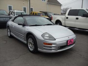 2001 Mitsubishi Eclipse Spyder for sale in Green Bay, WI