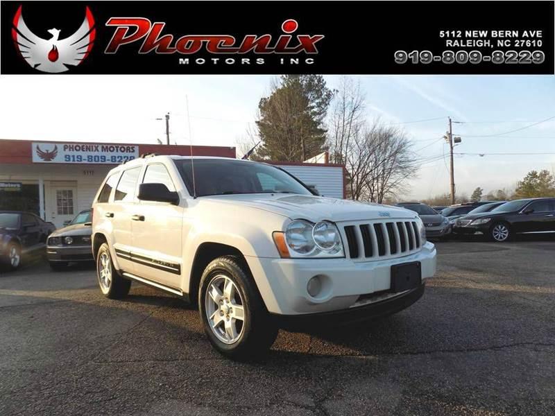 2005 jeep grand cherokee laredo 4dr suv in raleigh nc