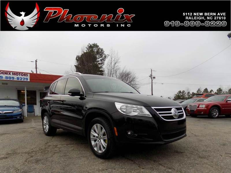 2009 Volkswagen Tiguan S 4dr Suv 6a In Raleigh Nc