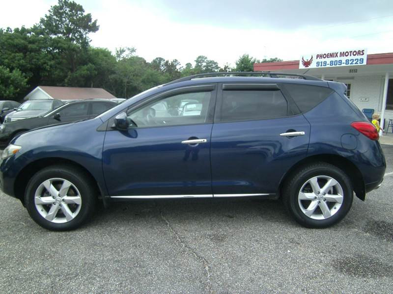 2009 Nissan Murano S Awd 4dr Suv In Raleigh Nc Phoenix