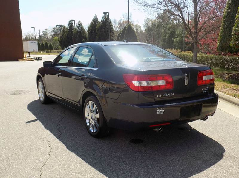 2007 lincoln mkz base awd 4dr sedan in raleigh nc. Black Bedroom Furniture Sets. Home Design Ideas