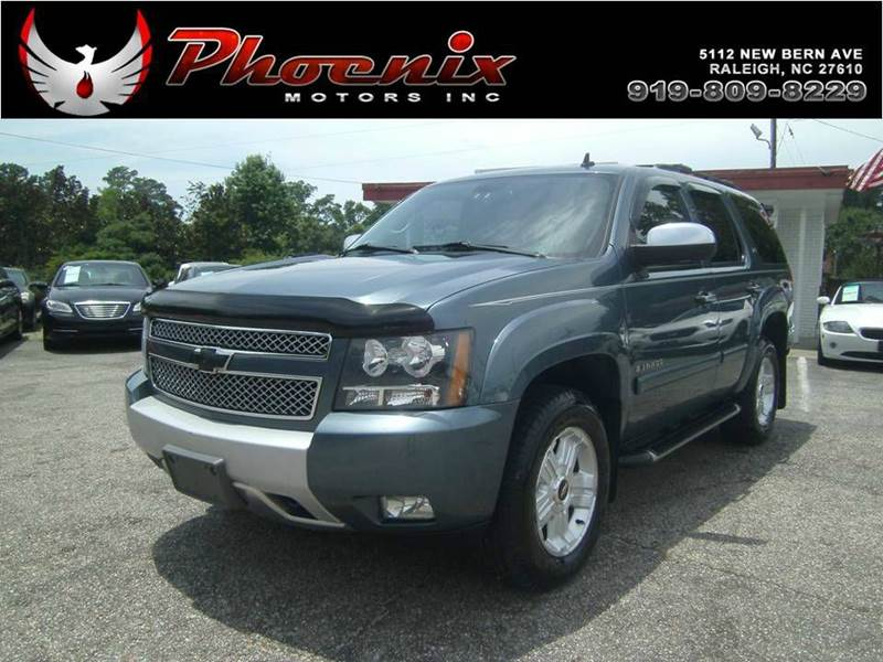 2008 Chevrolet Tahoe 4x4 Lt 4dr Suv In Raleigh Nc