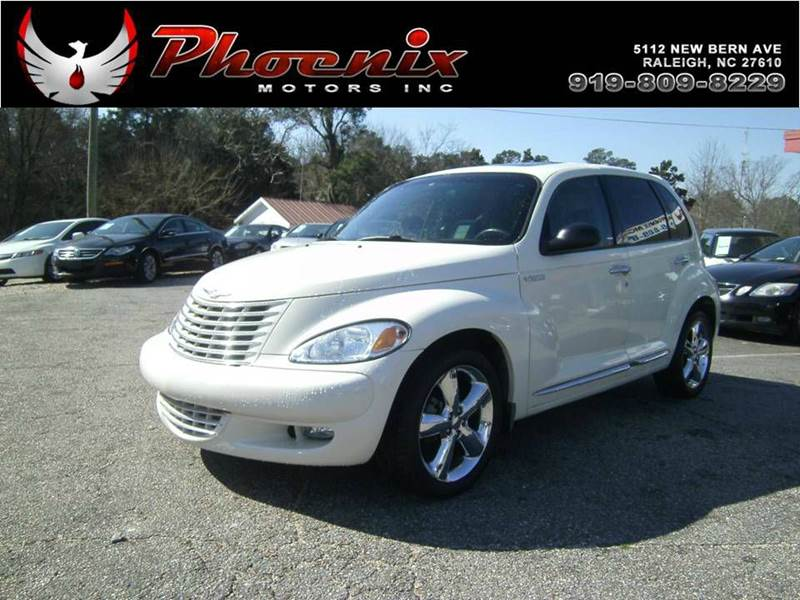 2005 chrysler pt cruiser 4dr gt turbo wagon in raleigh nc. Black Bedroom Furniture Sets. Home Design Ideas