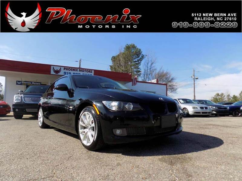 2009 Bmw 3 Series 335xi Awd 2dr Coupe In Raleigh Nc