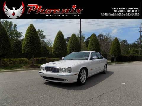 2004 Jaguar XJ-Series for sale in Raleigh, NC
