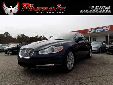 2009 Jaguar XF for sale in Raleigh, NC