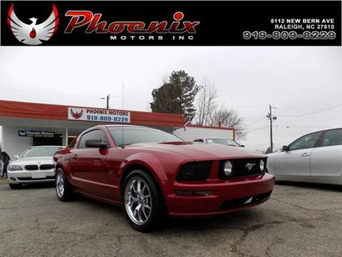 2006 Ford Mustang for sale in Raleigh, NC