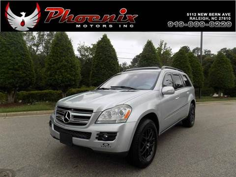 2007 Mercedes-Benz GL-Class for sale in Raleigh, NC