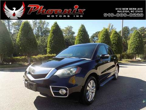 2010 Acura RDX for sale in Raleigh, NC