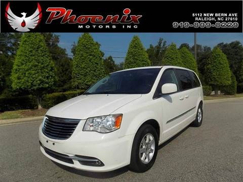2012 Chrysler Town and Country for sale in Raleigh, NC