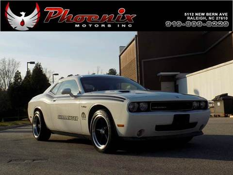 2010 Dodge Challenger for sale in Raleigh, NC