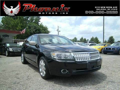 2008 Lincoln MKZ for sale in Raleigh, NC