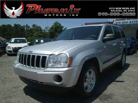 2007 Jeep Grand Cherokee for sale in Raleigh, NC