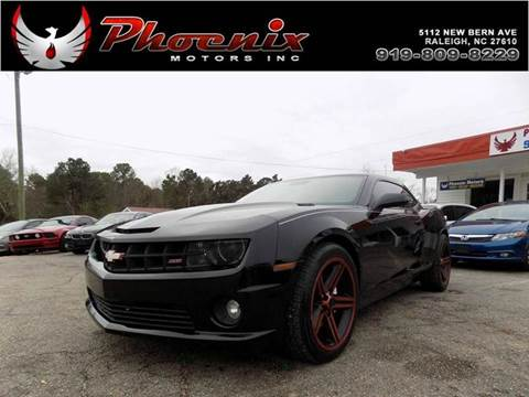 2010 Chevrolet Camaro for sale in Raleigh, NC
