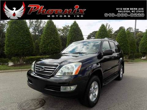 2005 Lexus GX 470 for sale in Raleigh, NC