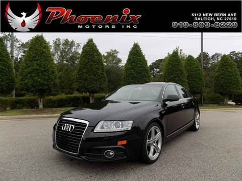 2011 Audi A6 for sale in Raleigh, NC