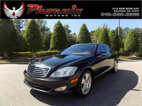 2007 Mercedes-Benz S-Class for sale in Raleigh, NC