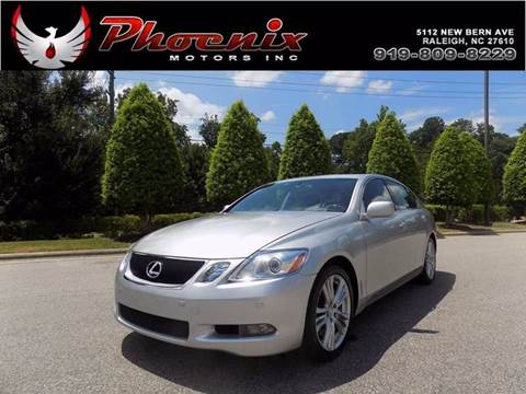 2007 Lexus GS 450h for sale in Raleigh, NC