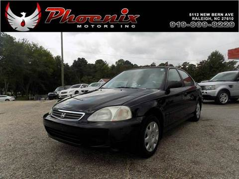 1999 Honda Civic for sale in Raleigh, NC