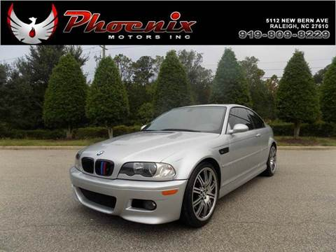 2004 BMW M3 for sale in Raleigh, NC